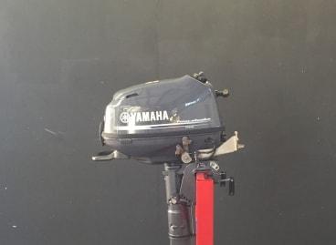 Neue Yamaha 6 PS