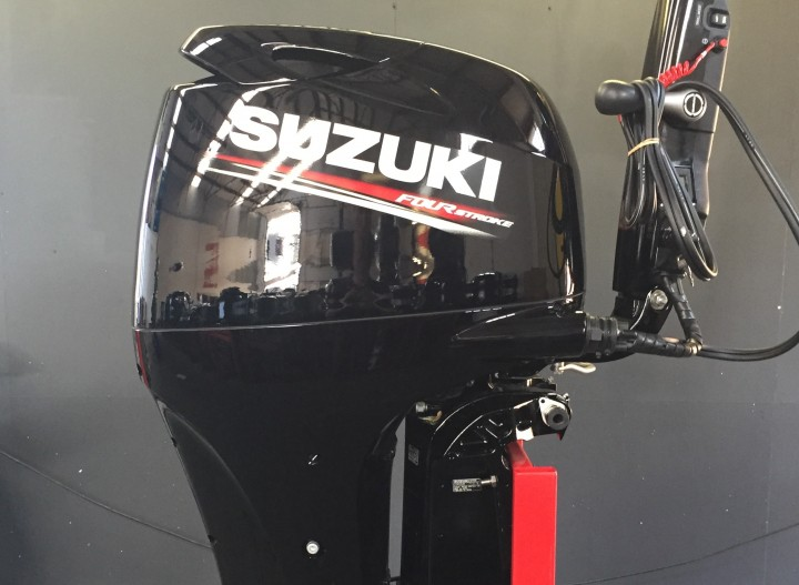 Suzuki 90 PS EFI