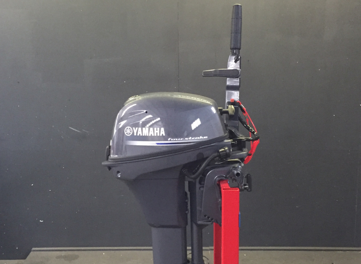 Yamaha 9.9 PS Highthrust